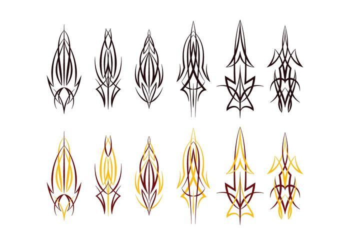 pinstripe designs free