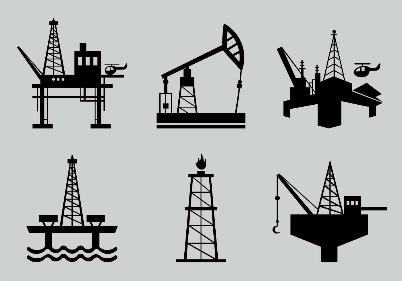 Petrochemicals Free Vector Art