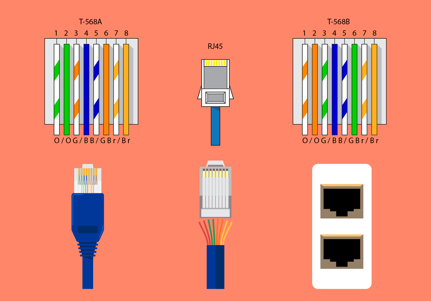 Wiring An Ethernet Plug Free Download Wiring Diagrams Pictures