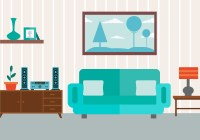 Free Vector Livingroom