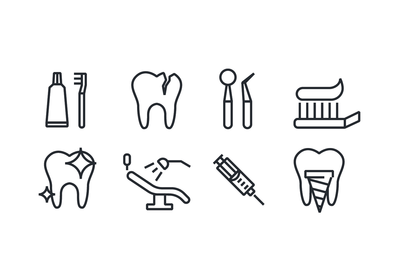 Dental Free Vector Art