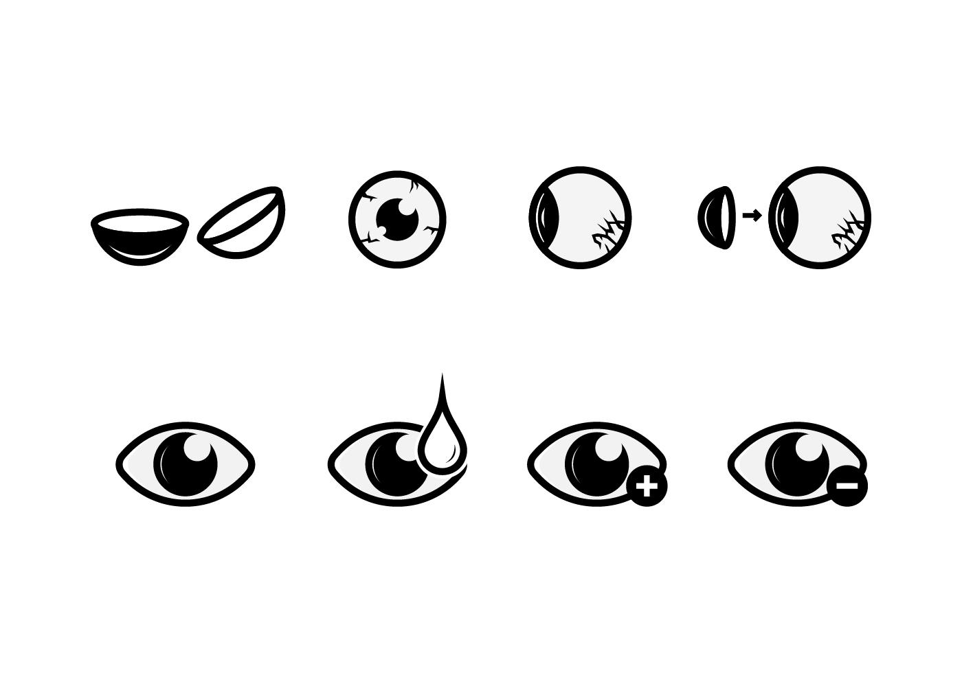 Eye Free Vector Art