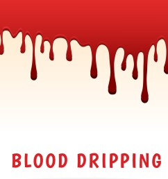 dripping blood clipart [ 1400 x 980 Pixel ]