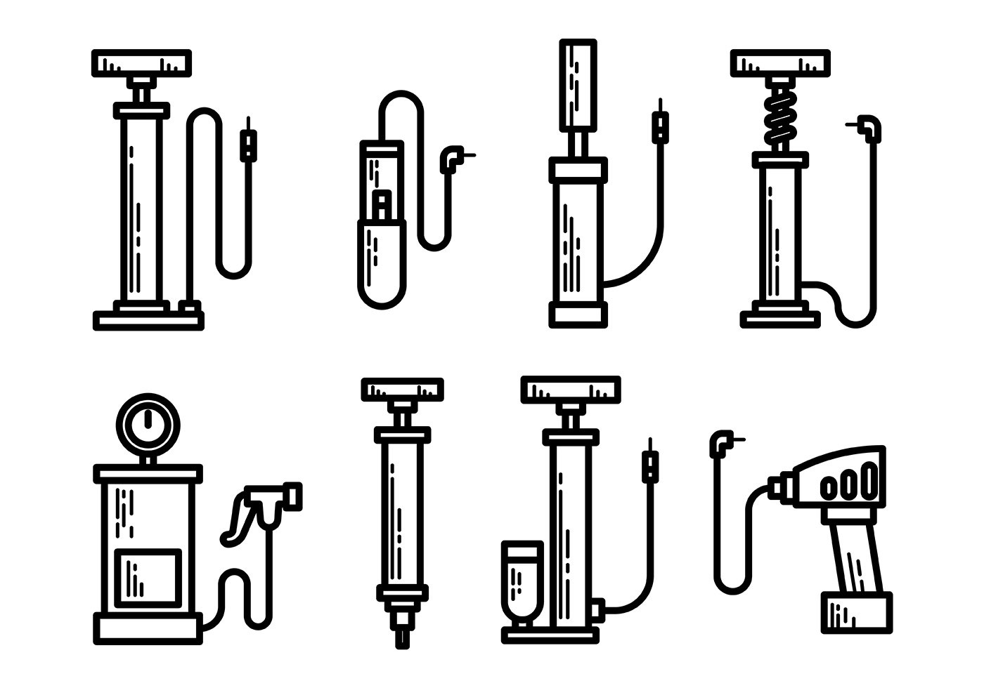 Schematic Symbol For Air Compressor