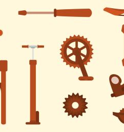 free bicycle clipart [ 1400 x 980 Pixel ]