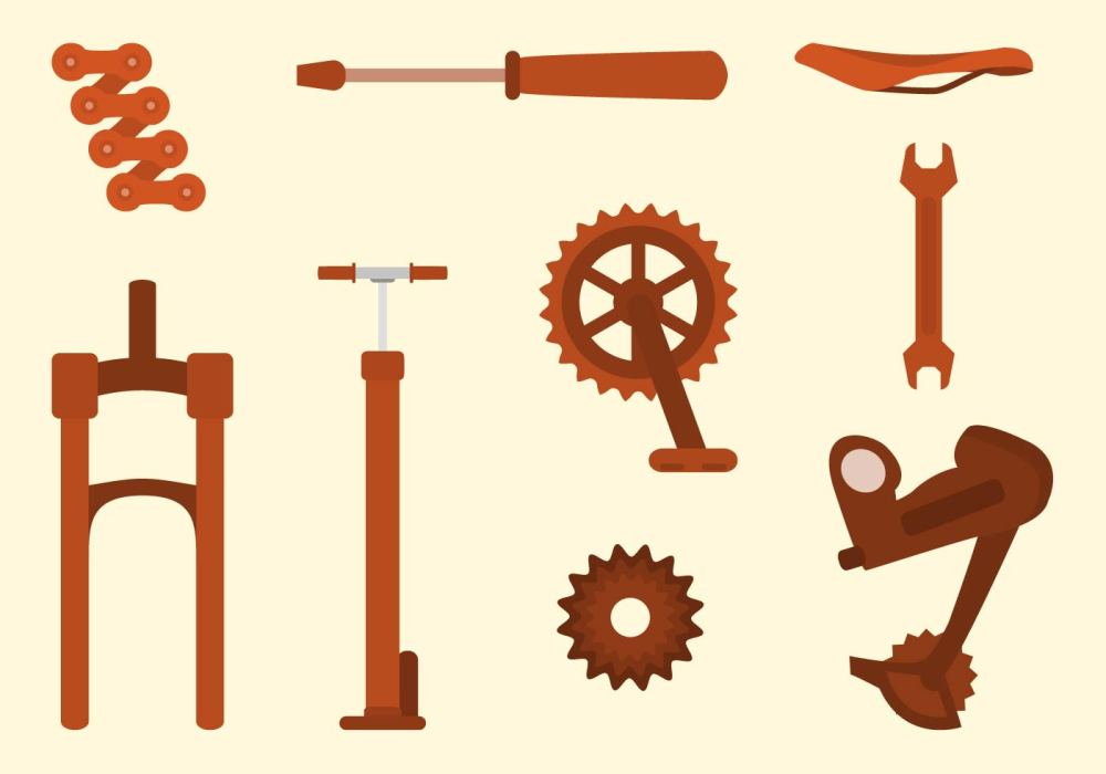 medium resolution of free bicycle clipart