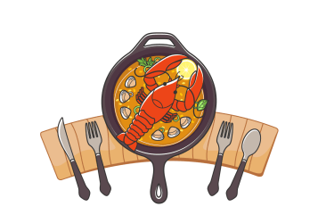 Delicious Lobster Vector Meal Download Free Vectors Clipart Graphics & Vector Art