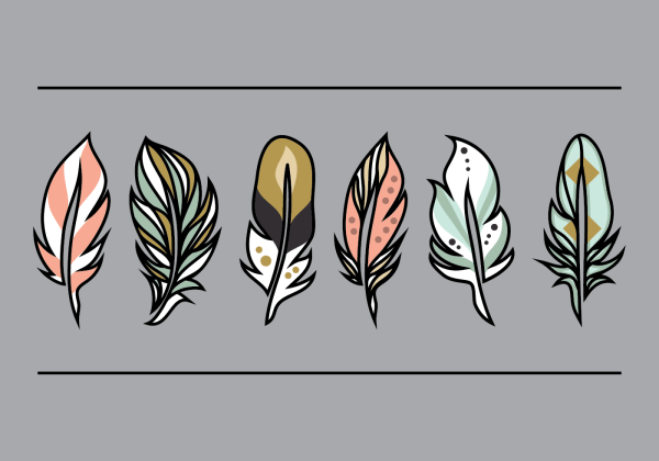 Feather Free Graphics Vectors