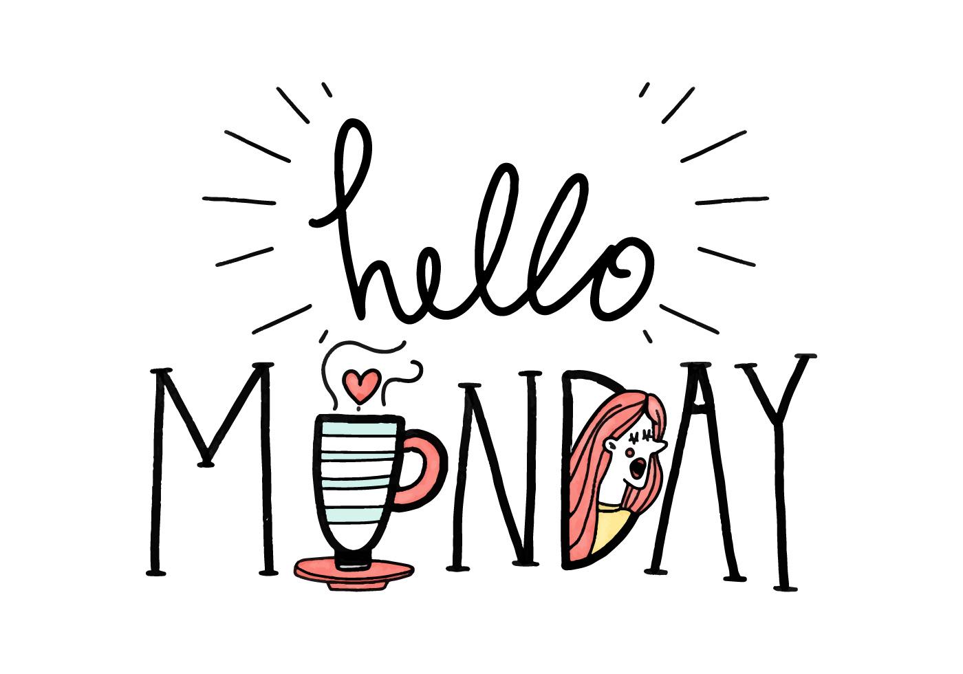 Happy Monday Morning Greetings