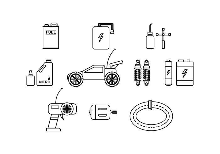 Automotive Wiring Diagram With Legends. Diagram. Auto