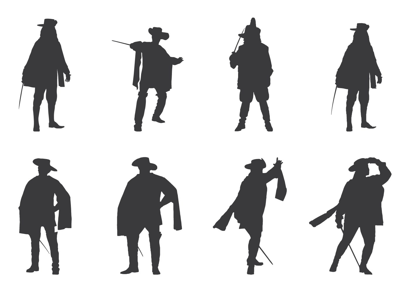 Royal Guard Free Vector Art