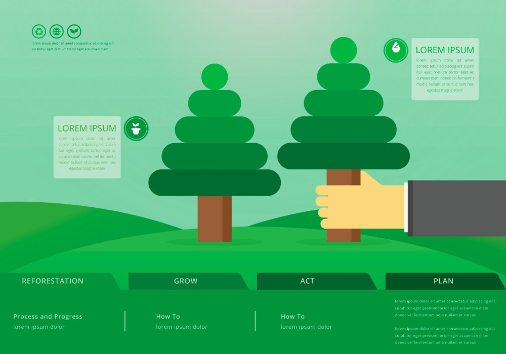 medium resolution of reforestation free vector art 18 free downloads diagram of reforestation 21