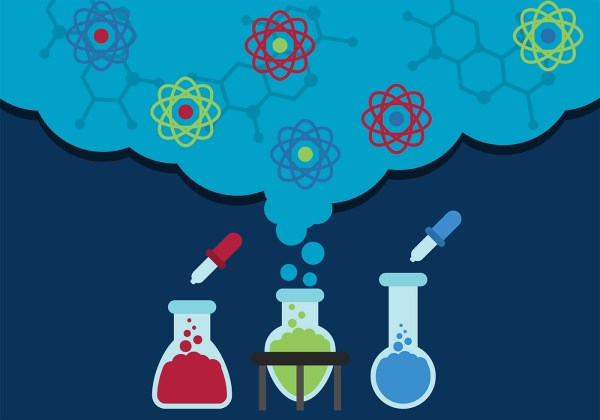 Science Background Vector - Free Art