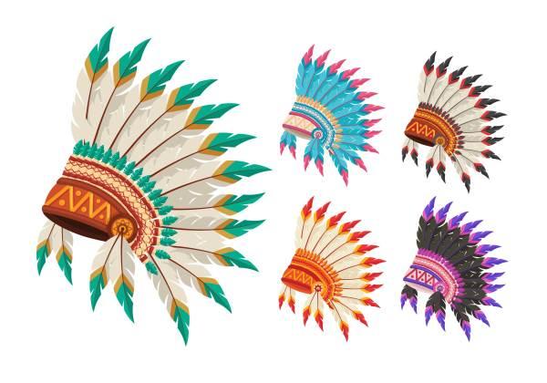 Native American Indian Chief Headdress - Free
