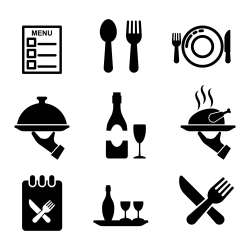 Vector Dining Icon
