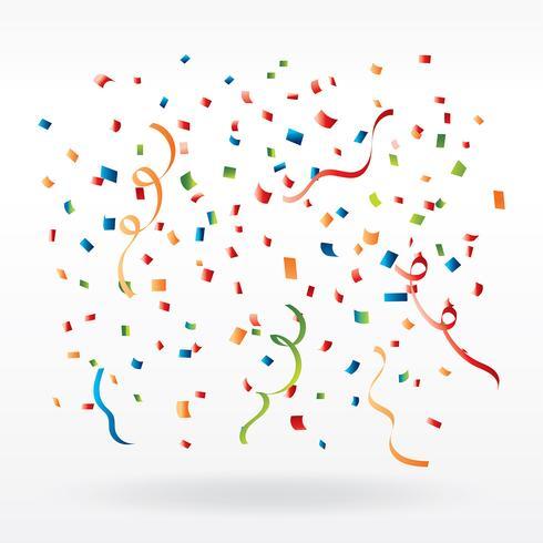 confetti vector download free