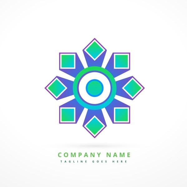 Abstract Logo Symbol Shape Design Art - Free