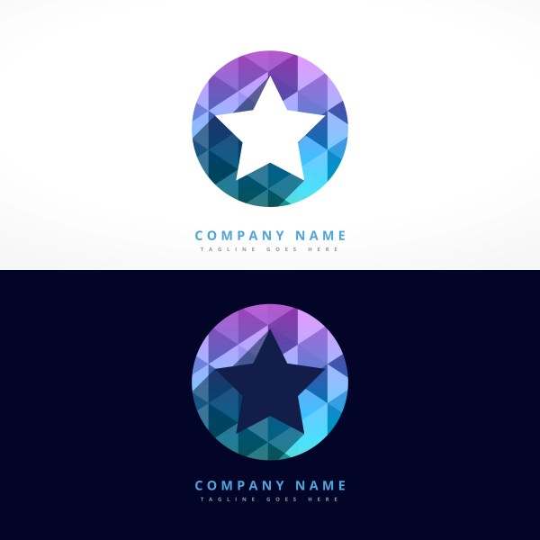 Abstract StarDesign Logo