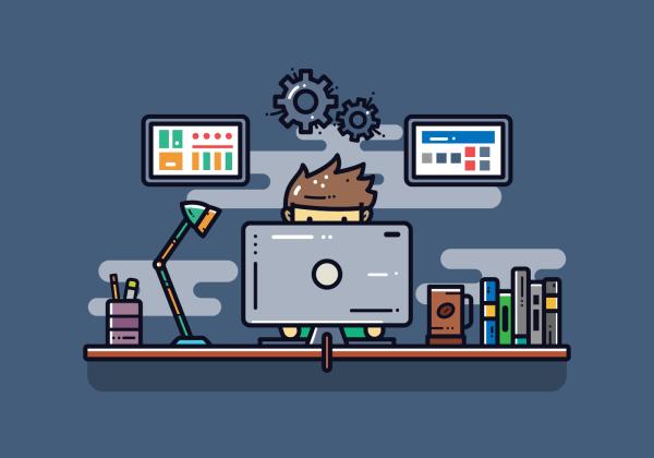 Software Engineers Vector - Free Art