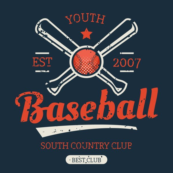 Baseball Vector Logo