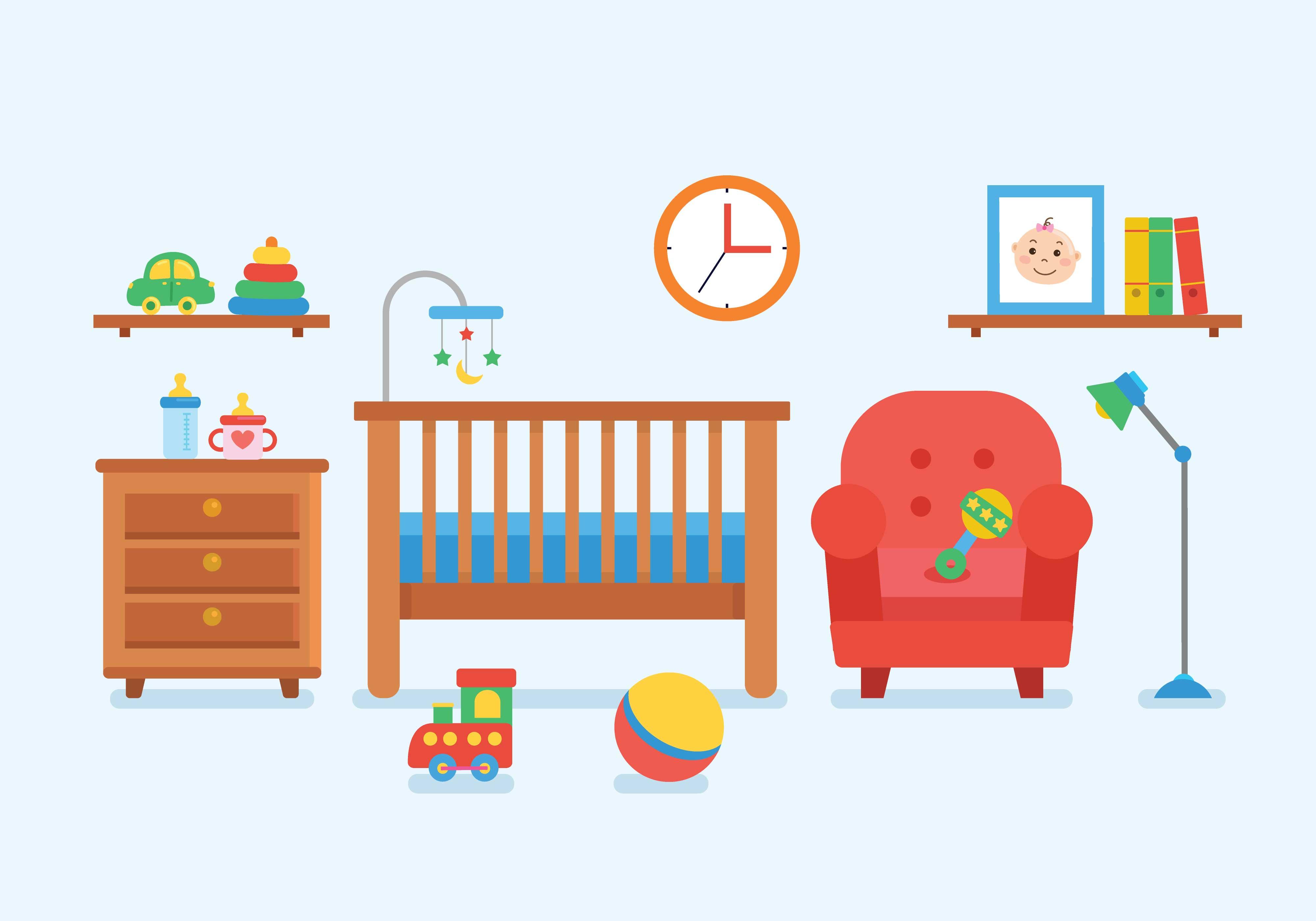 Kids Room Decor Download Free Vectors Clipart Graphics
