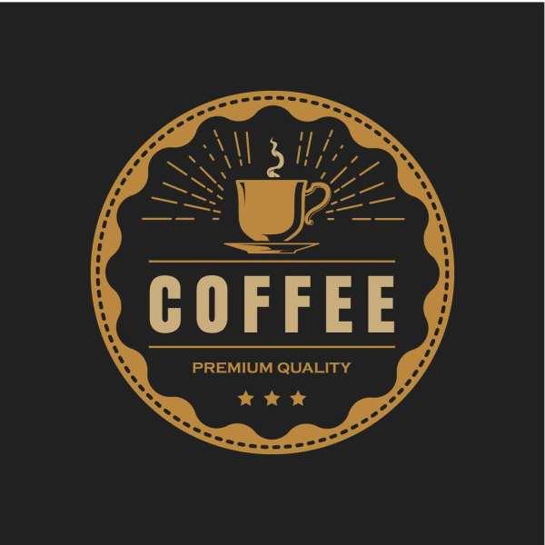 Cafe Logo Free Vector Art - 7336