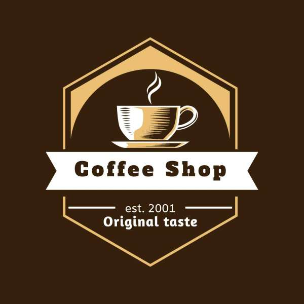 Coffee Logo Vector - Free Art Stock