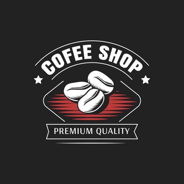 Cafe Logo Free Vector Art - 7760