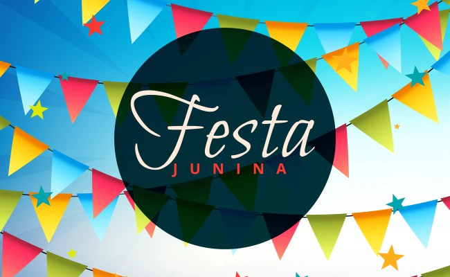 Festa Junina Celebration Background Download Free Vector
