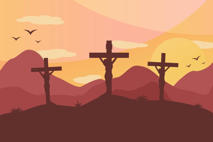 Cristo Llevando La Cruz