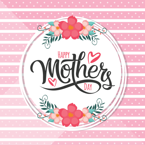 small resolution of happy mothers day card download free vector art stock graphics images