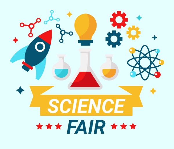 Science Fair Concept Vector - Free Art
