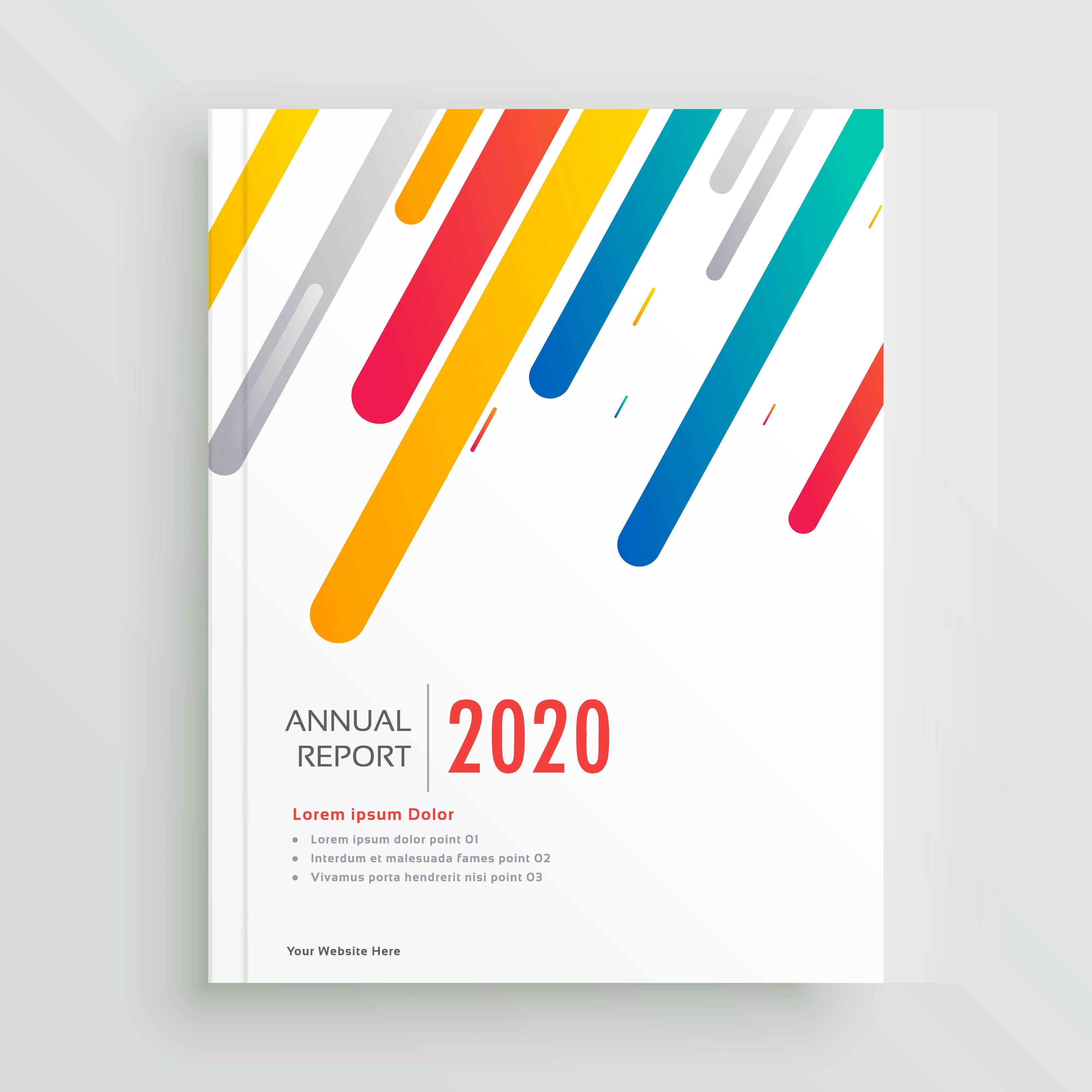 report catalogue template