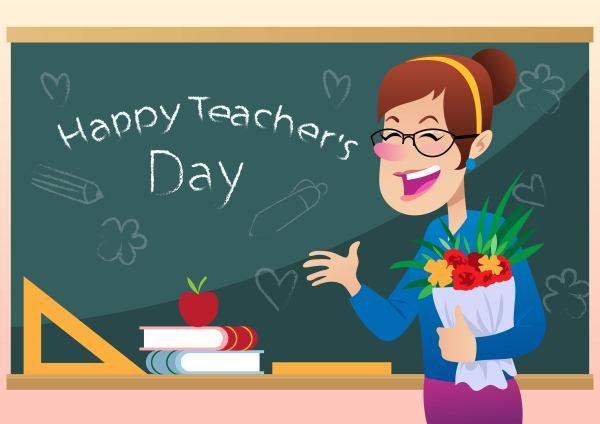 Teacher Free Vector Art - 12150