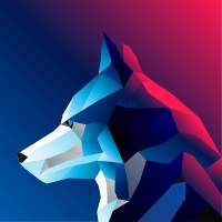 Abstract Dog Vector - Download Free Vector Art, Stock ...