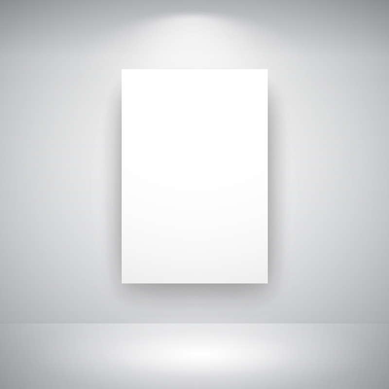 Empty Frame On Wall  Download Free Vector Art Stock Graphics  Images