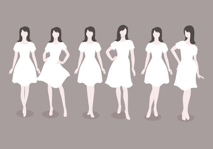 pose mannequin vector download