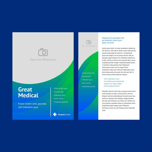 Brochure Medical Download Free Vector Art Stock