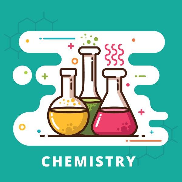 Chemistry Illustration - Free Vector Art Stock