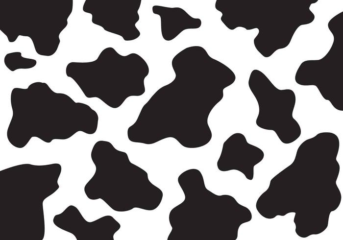 cow print background vector