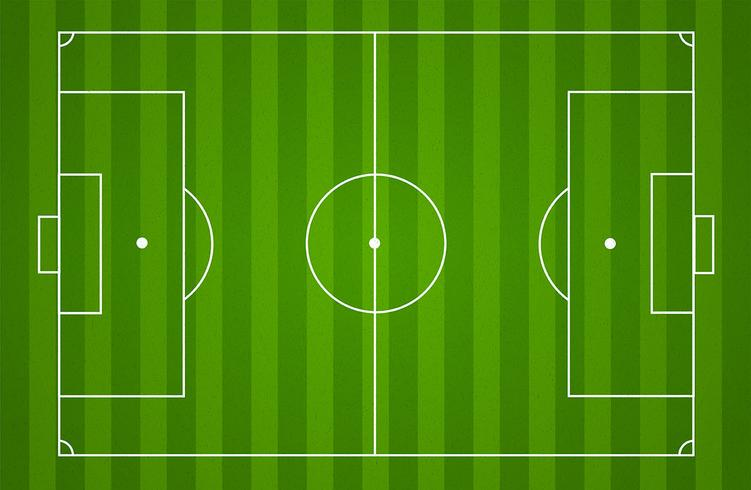 Soccer field background  Download Free Vector Art Stock