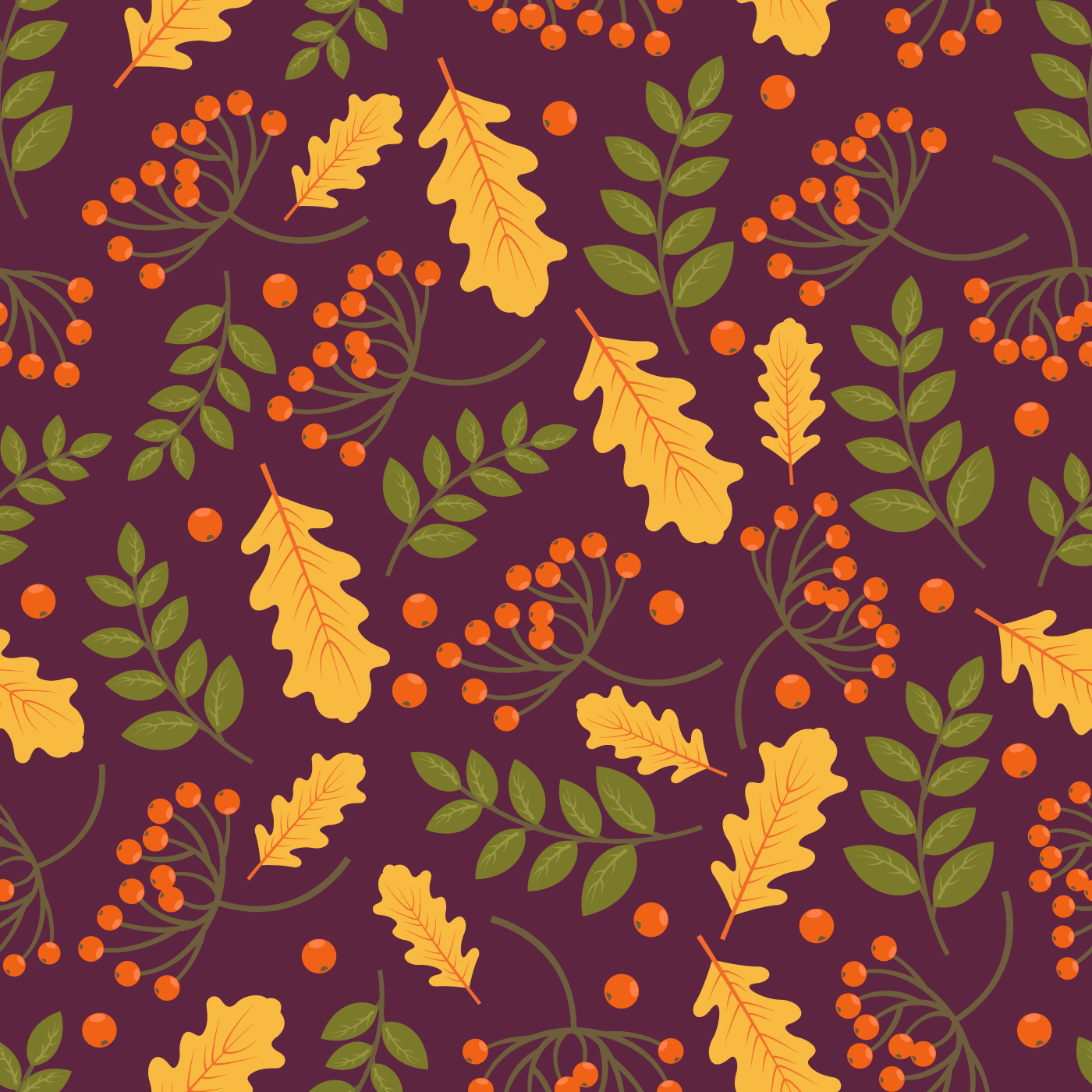 Falling Maple Leaves Wallpaper Fall Pattern Download Free Vector Art Stock Graphics