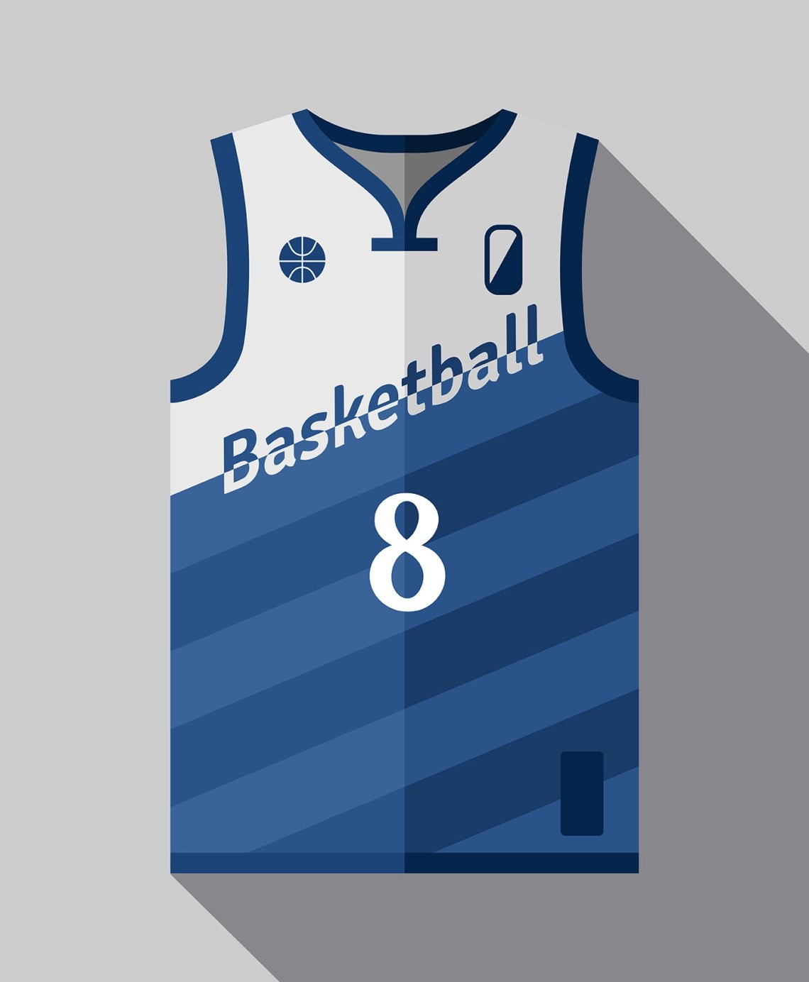 Download Basketball Jersey Mockup - Download Free Vectors, Clipart ...