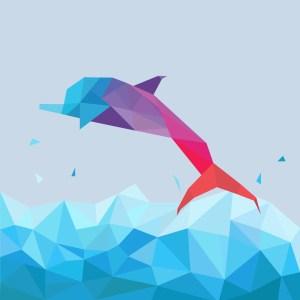 vector geometric animals simple shape illustration animal vectors pattern marine geometrical clipart birds graphics vecteezy fish vectorified outstanding