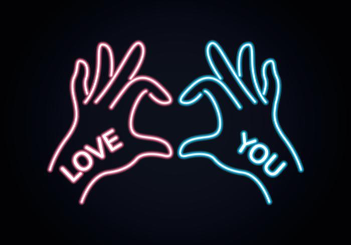 Download Love Hand Sign - Download Free Vectors, Clipart Graphics ...