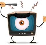 Afbeeldingsresultaat voor censuur tv
