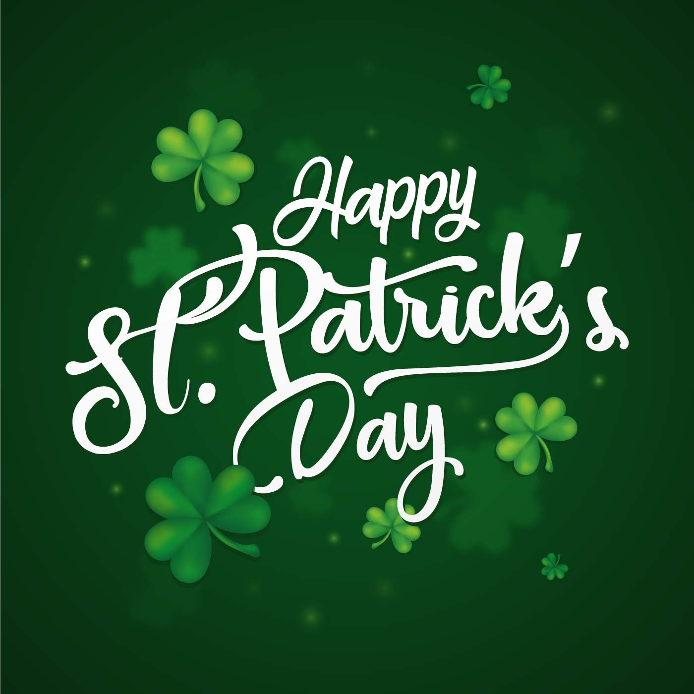 Happy St Patrick S Day Greetings