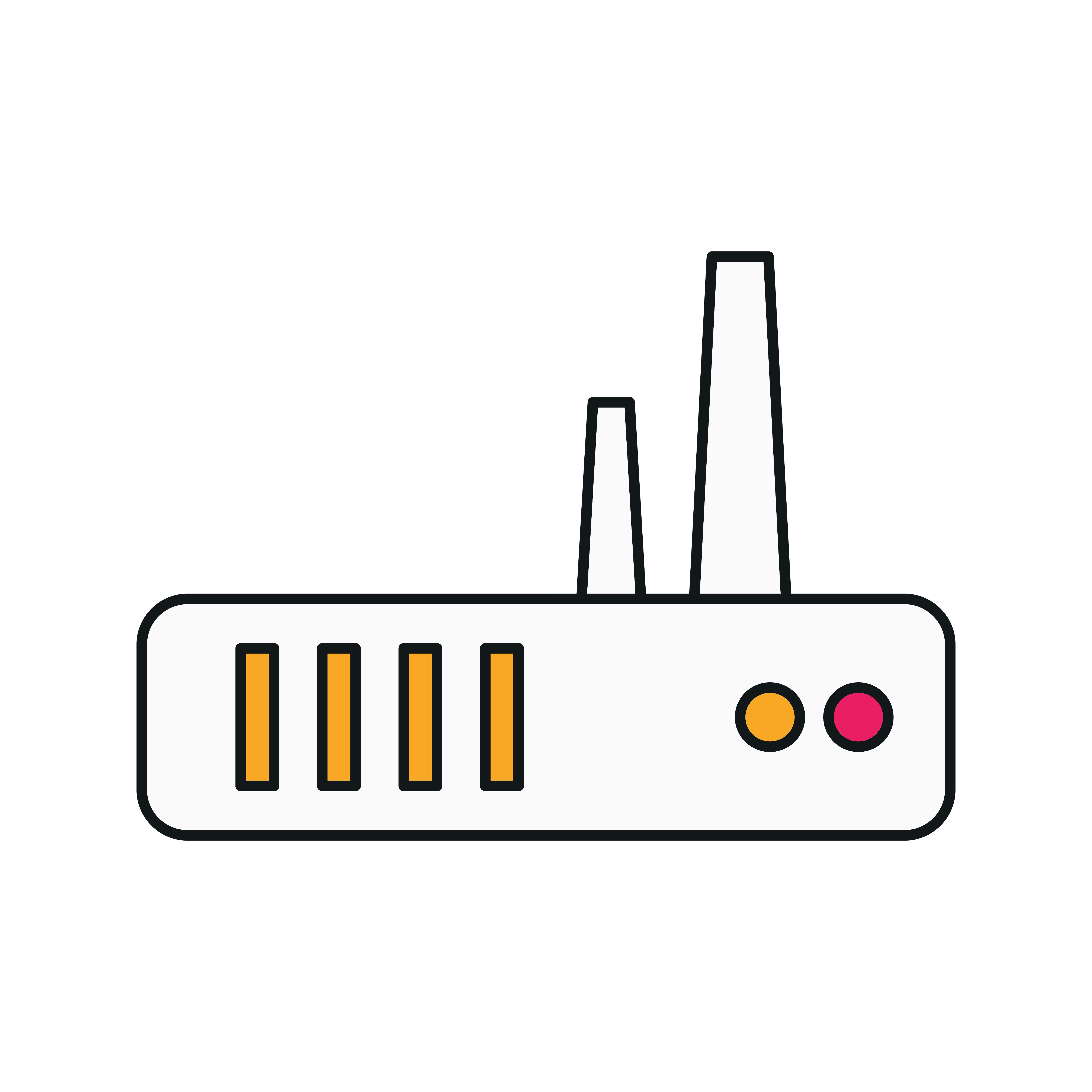 Vector Router Icon