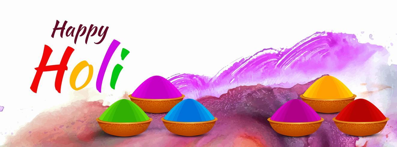 happy holi indian festival