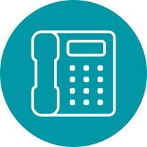 Telephone Vector Icon - Free Art Stock